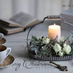 クリスマスキャンドルレッスン