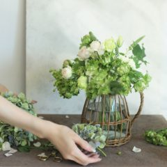 雑誌「BEST FLOWER ARRANGEMENT」掲載